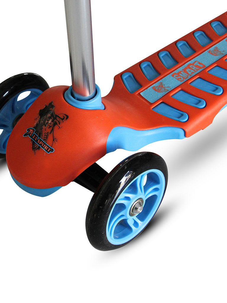 Kids Alum GE-TS-001BO Tri-Scooter | 225*554*650mm