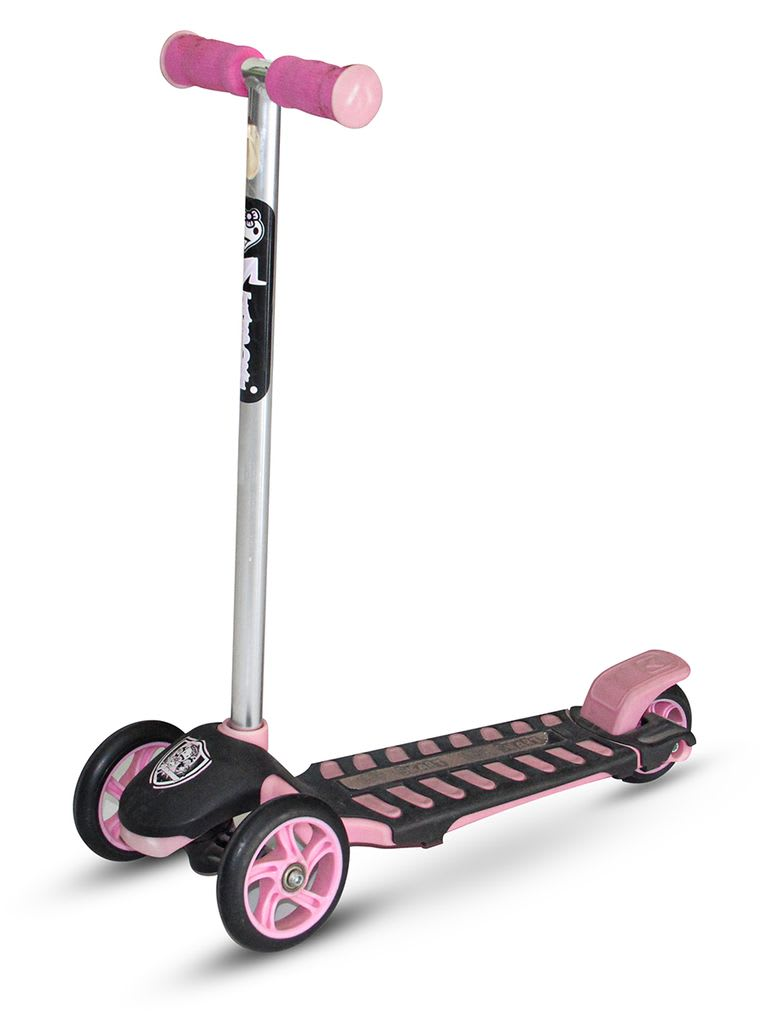Kids Tri-Scooter GW-TS002BP 225*554*650 mm Aluminium