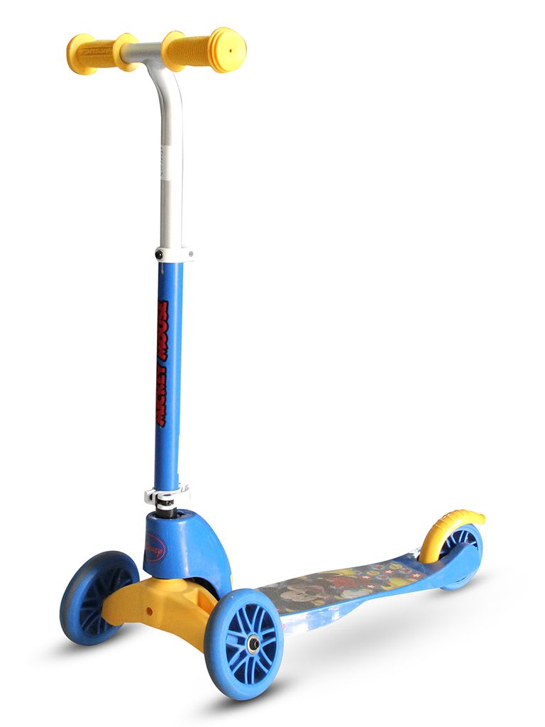 Multifunction Scooter DXK35-A 3-2 Wheel 2 In 1 Mic