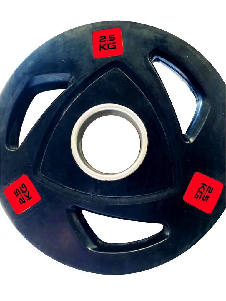 Rubber Weight Plate