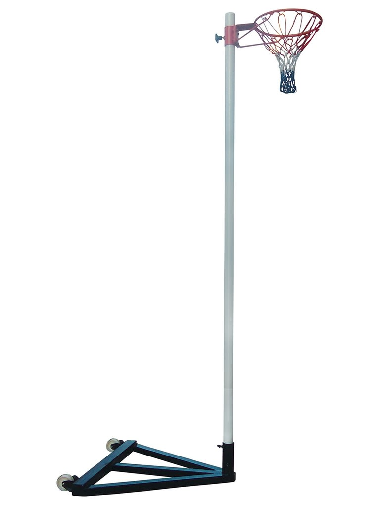 Movable Competition Netball Post | Pair