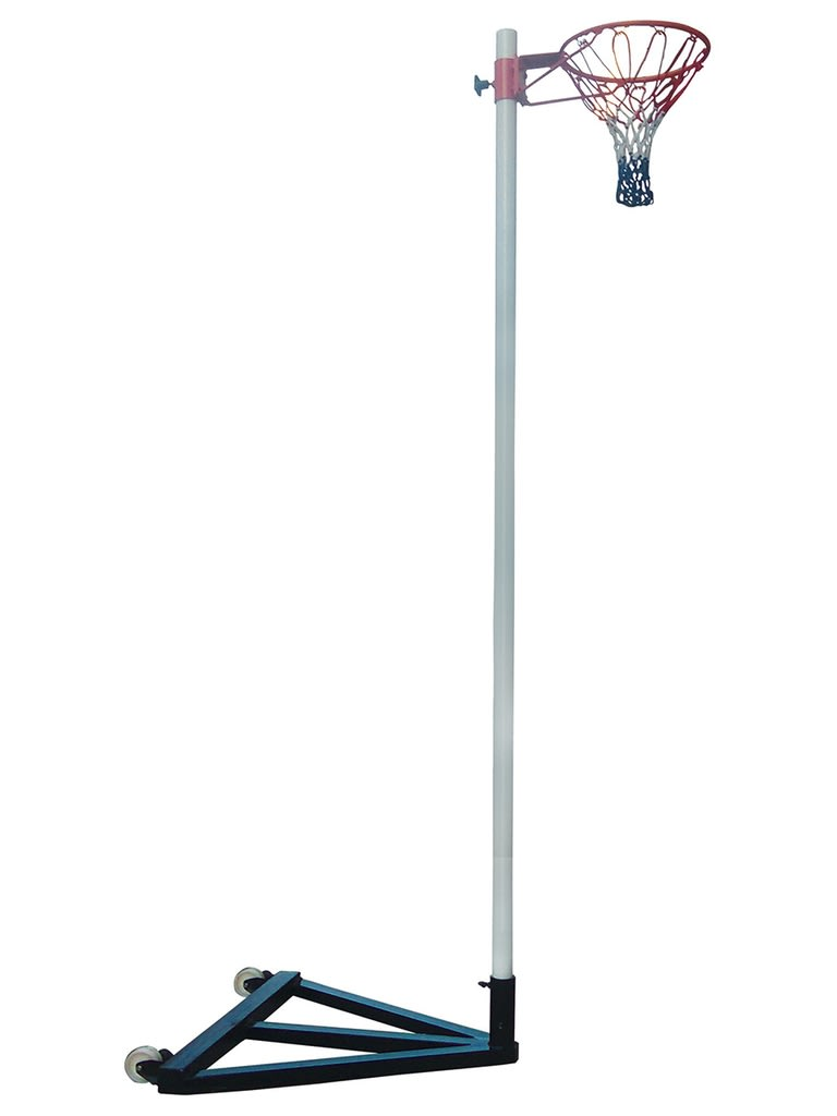 Movable Competition Netball Post | Single