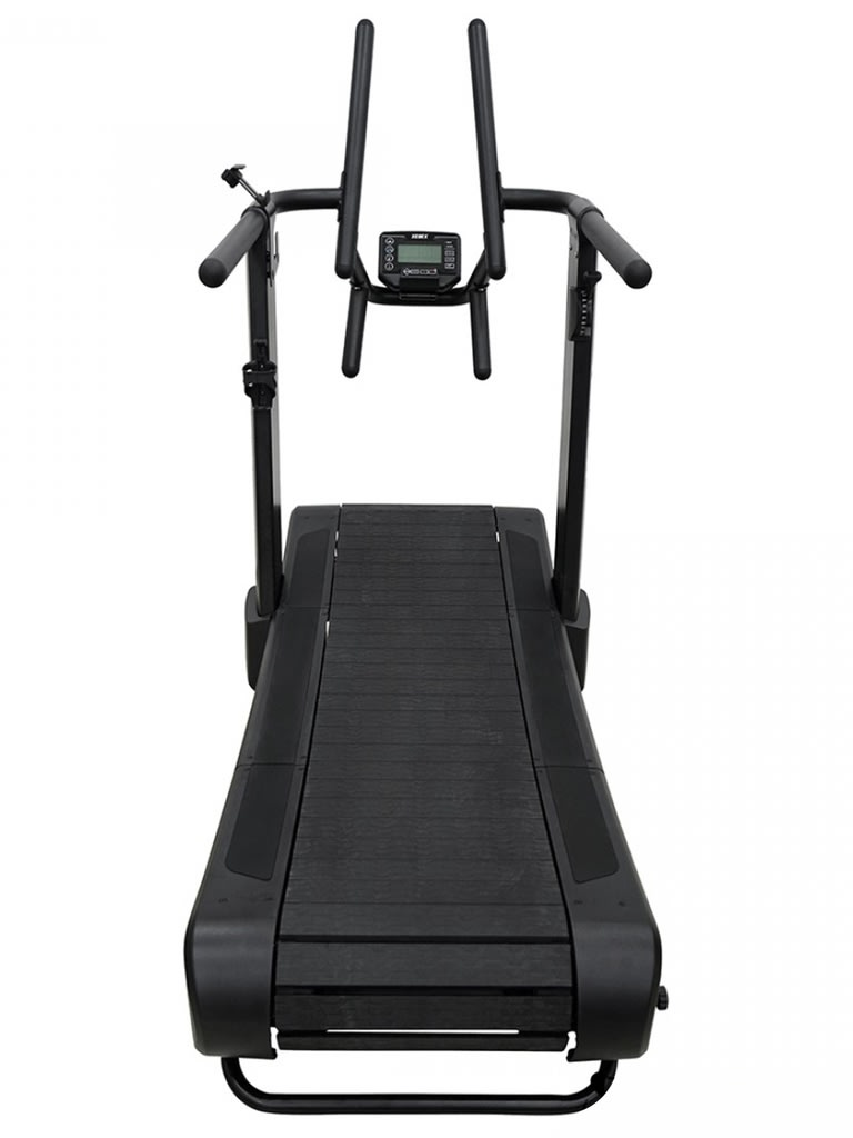 Motor-less Smart Connect AirPlus Curved Treadmill