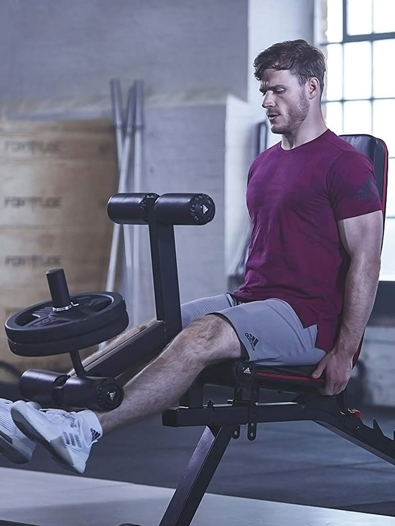 Utility Bench With Leg Dev And Pr P