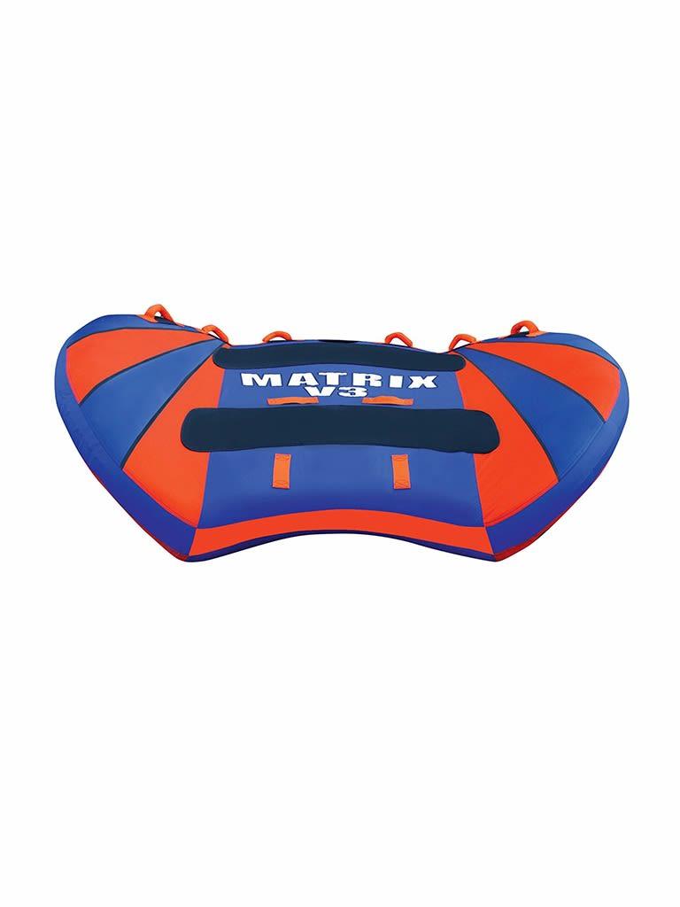 Matrix V3 inflatable Towable Tube - 3 Person