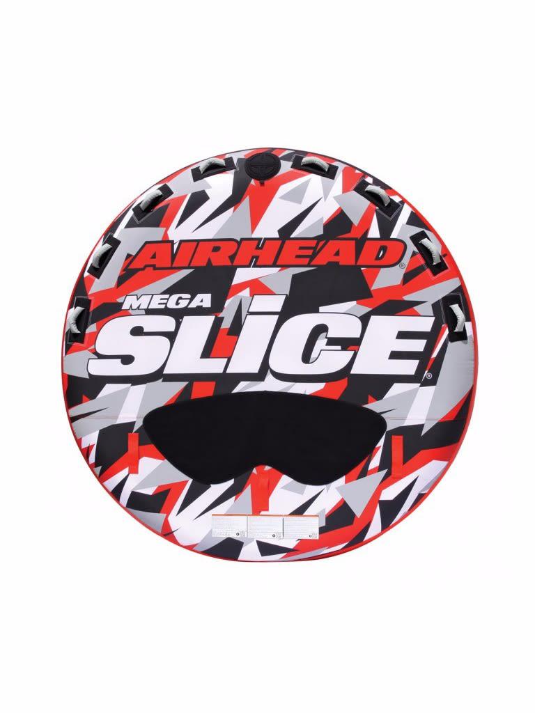 Mega Slice Inflatable Quadruple Rider Towable - 4 Person