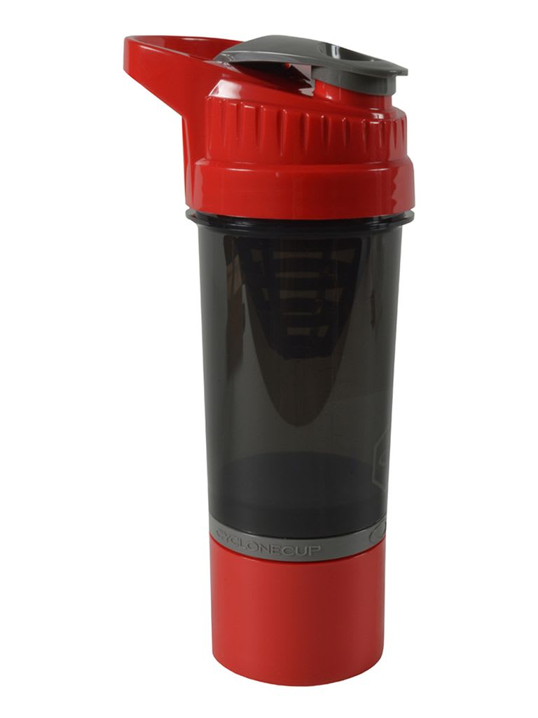 Protein Shaker Bottle with Compartment