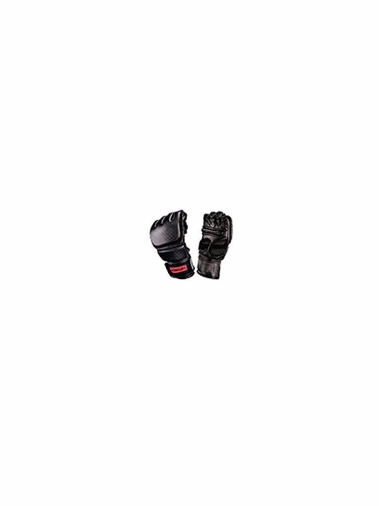 Open Thumb Bag Glv Black Red S M