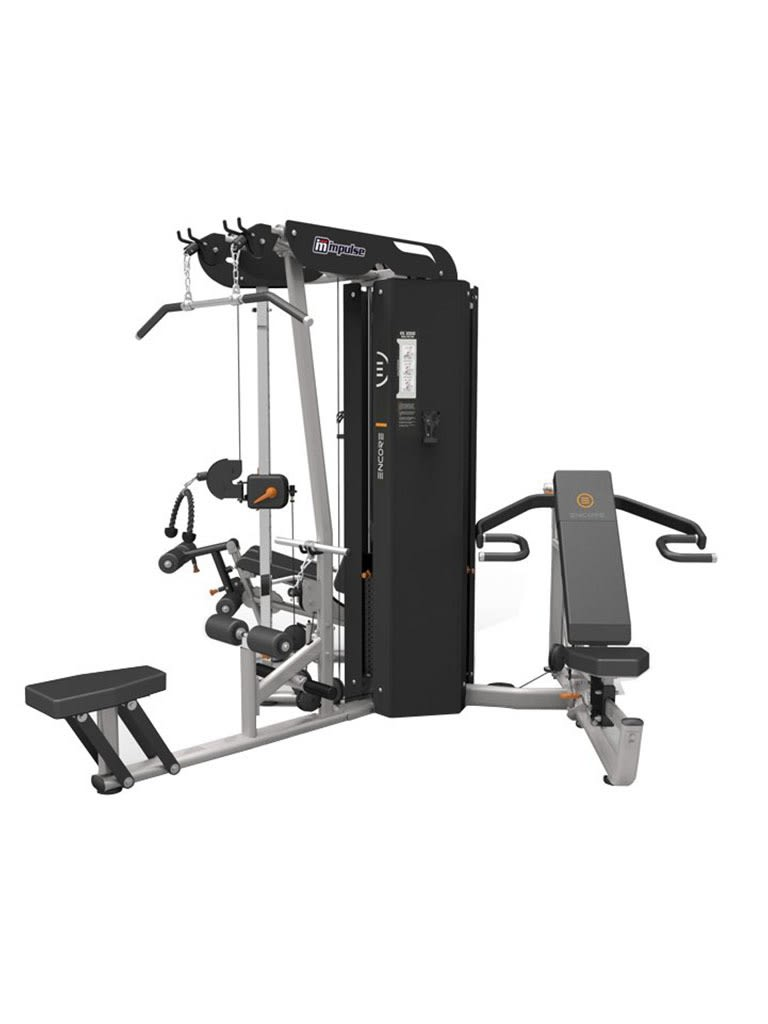 Commercial 3 Stack Multi-Gym Encore ES3000