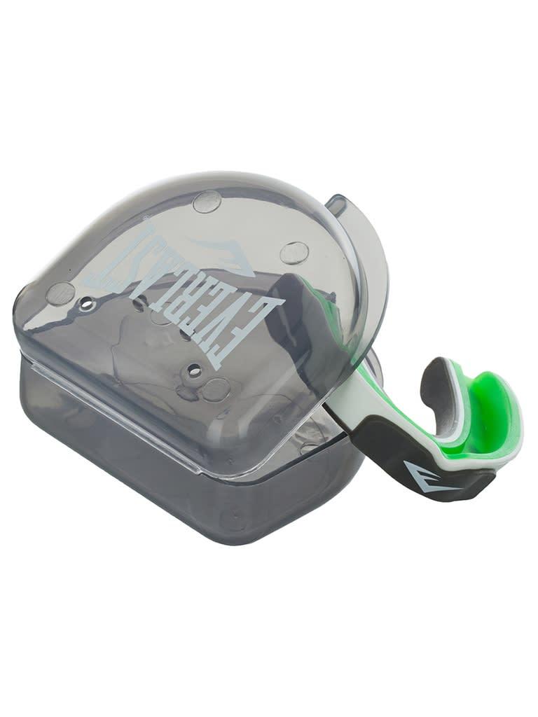 Evershield Single Mouth Guard Green/White