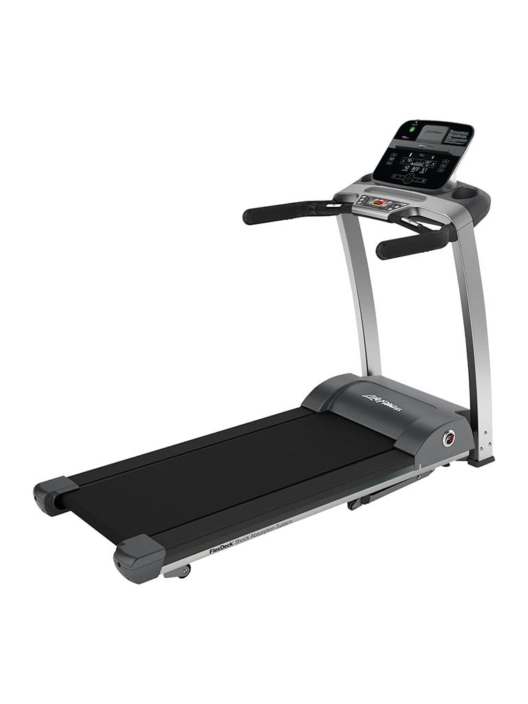 F3 Folding Treadmill, Base+Track Console
