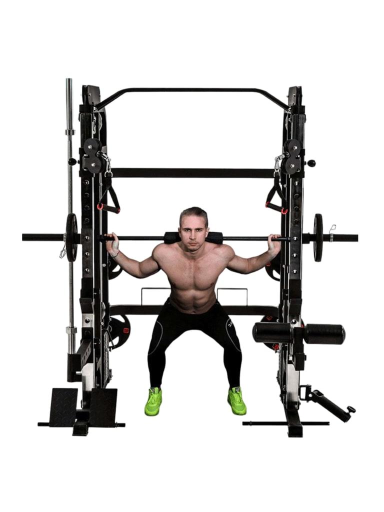 Elite Pro Trainer Multi Gym Rack System -Pre order