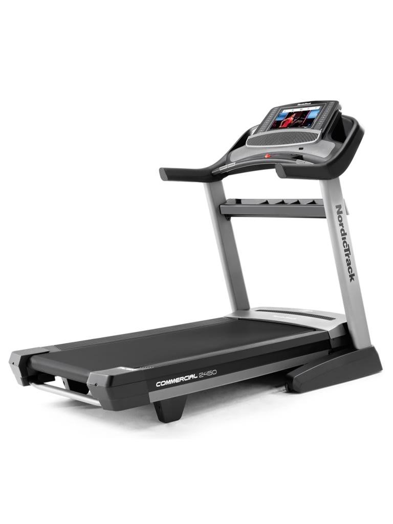 2450 Commercial Treadmill