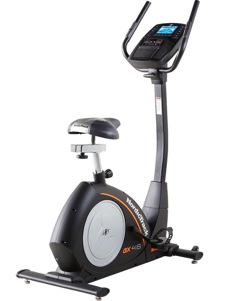 Upright Bike Exbike Gx 4.6