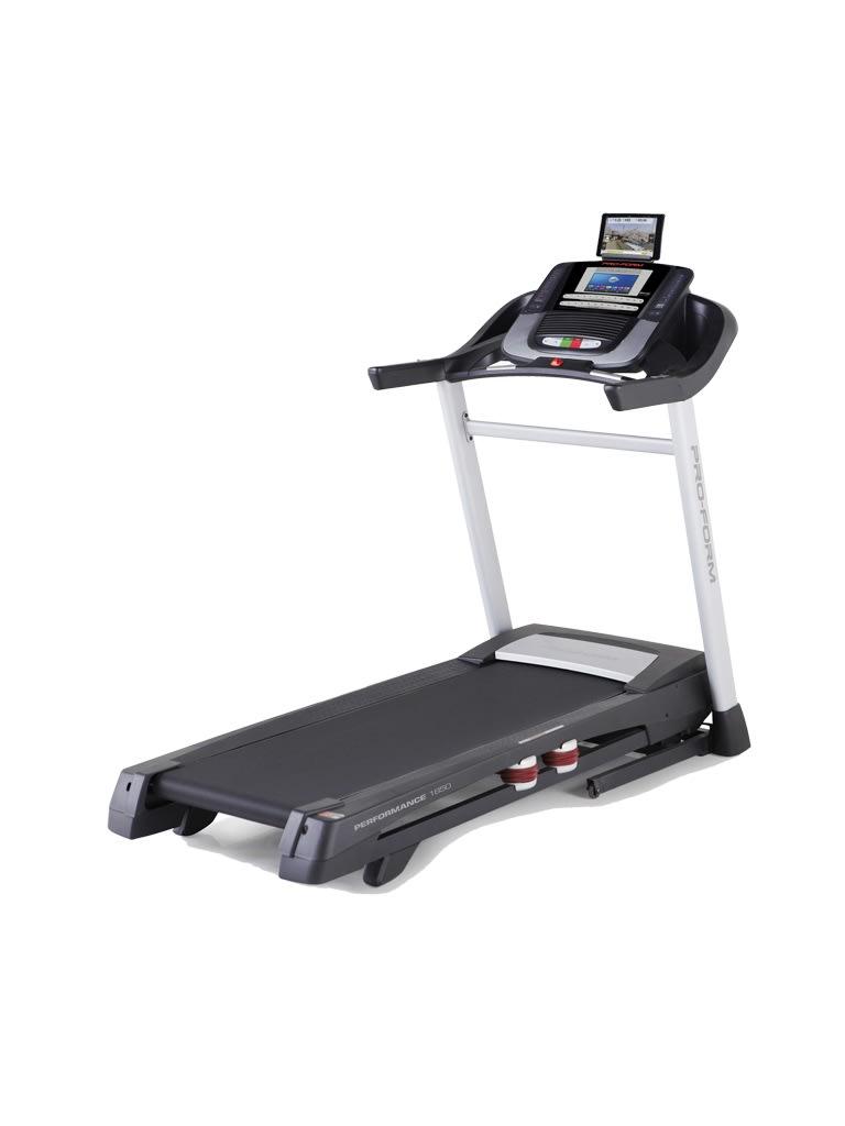 Treadmill Performance 1850