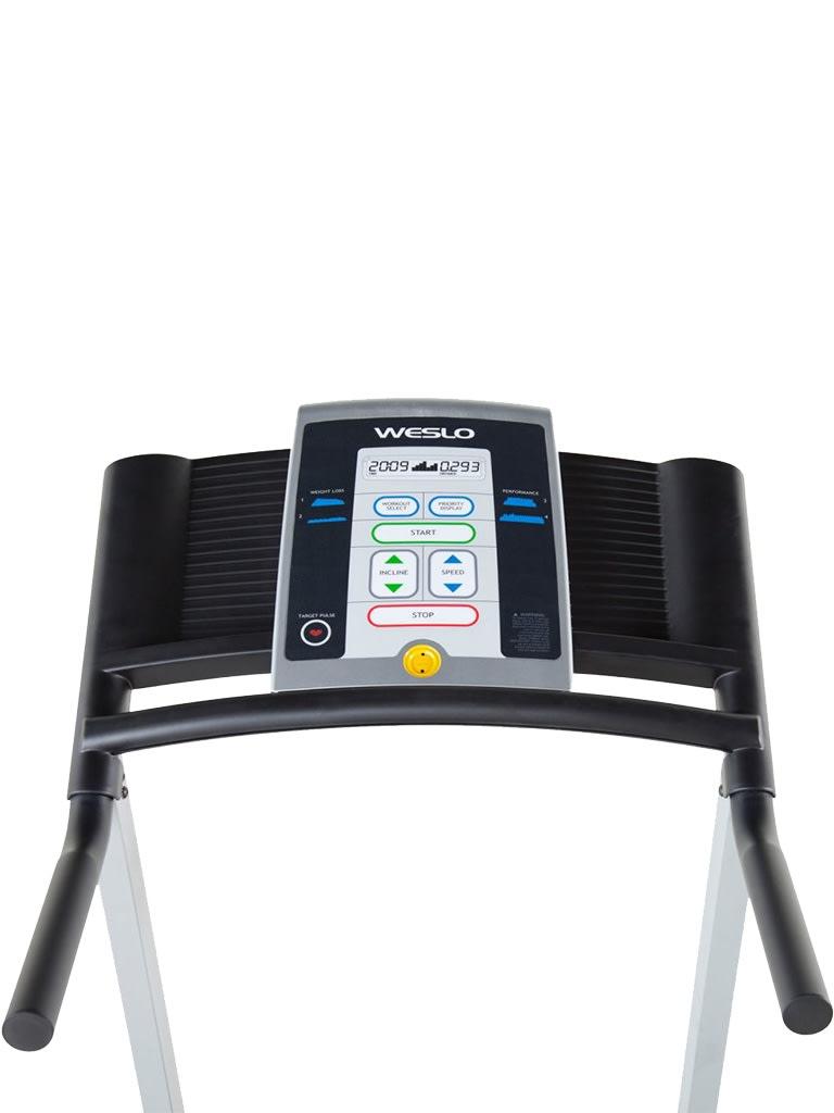 Treadmill 21.5 Cadence
