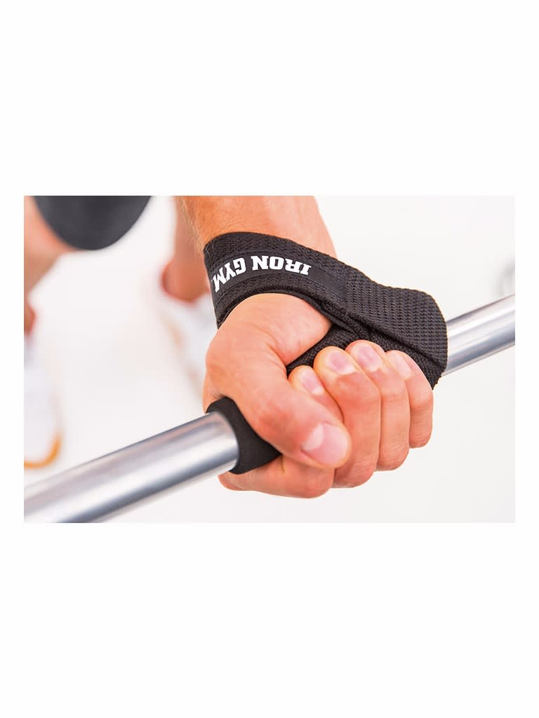 Lifting Straps With Comfort Pad