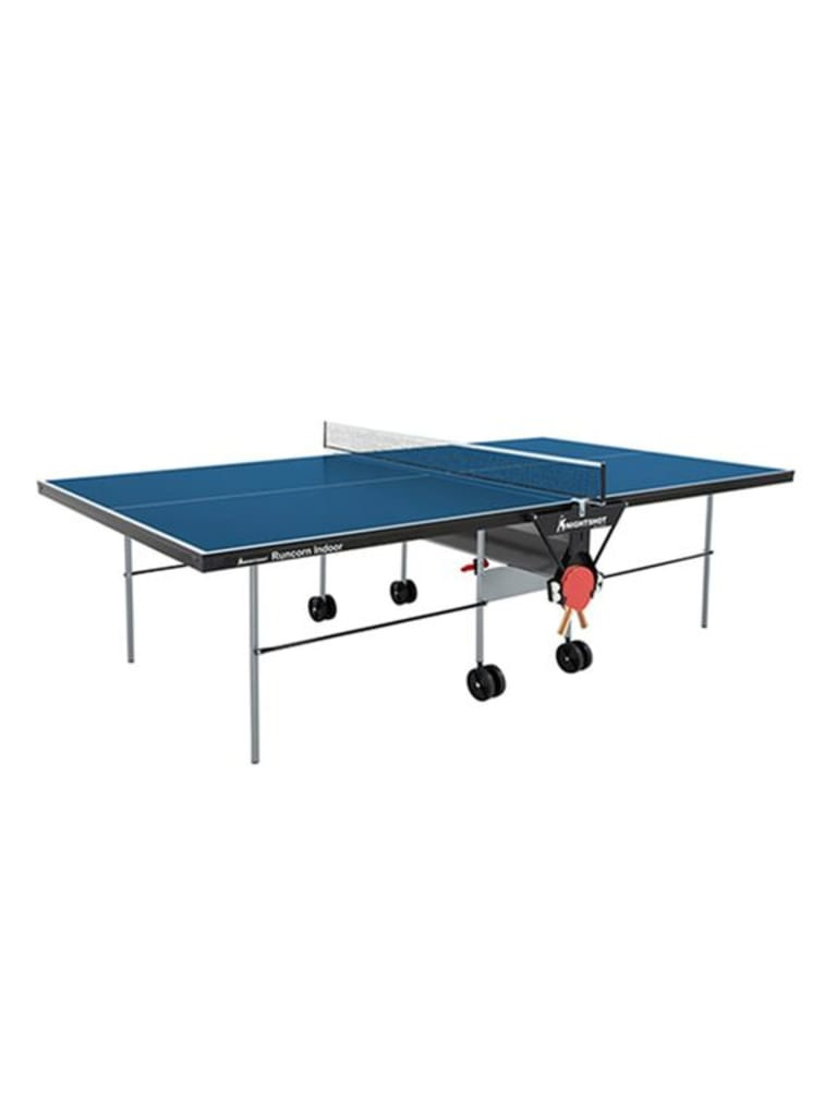 Runcorn Table Tennis   Foldable With Standard Racket And Ball Set