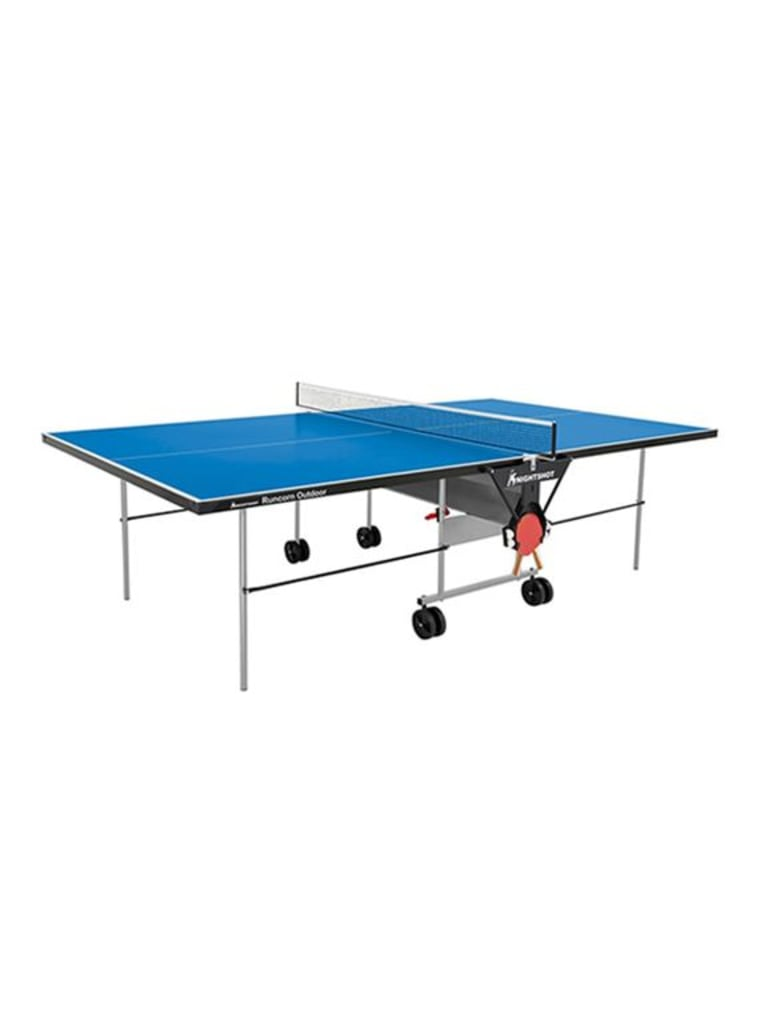 Runcorn Table Tennis | Foldable With Standard Racket And Ball Set