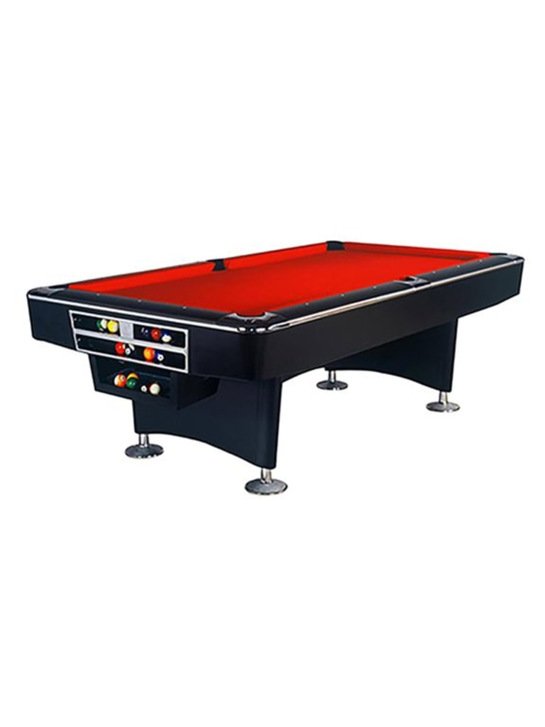 Turbo Commercial Billiard Table 7Ft.X3.5Ft. | Drop Pocket