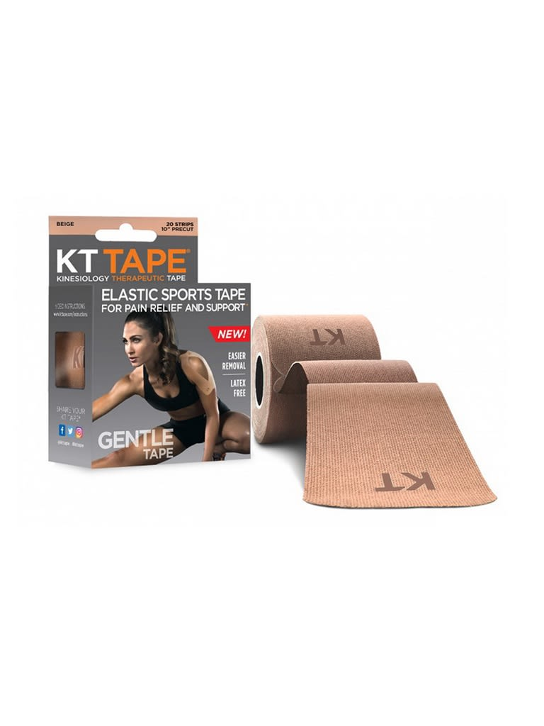 Pre-Cut Gentle Tape - 20 Strips