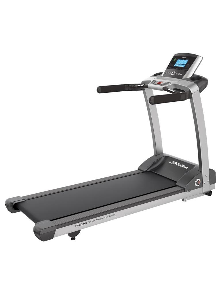 T3 Treadmill with Go Console
