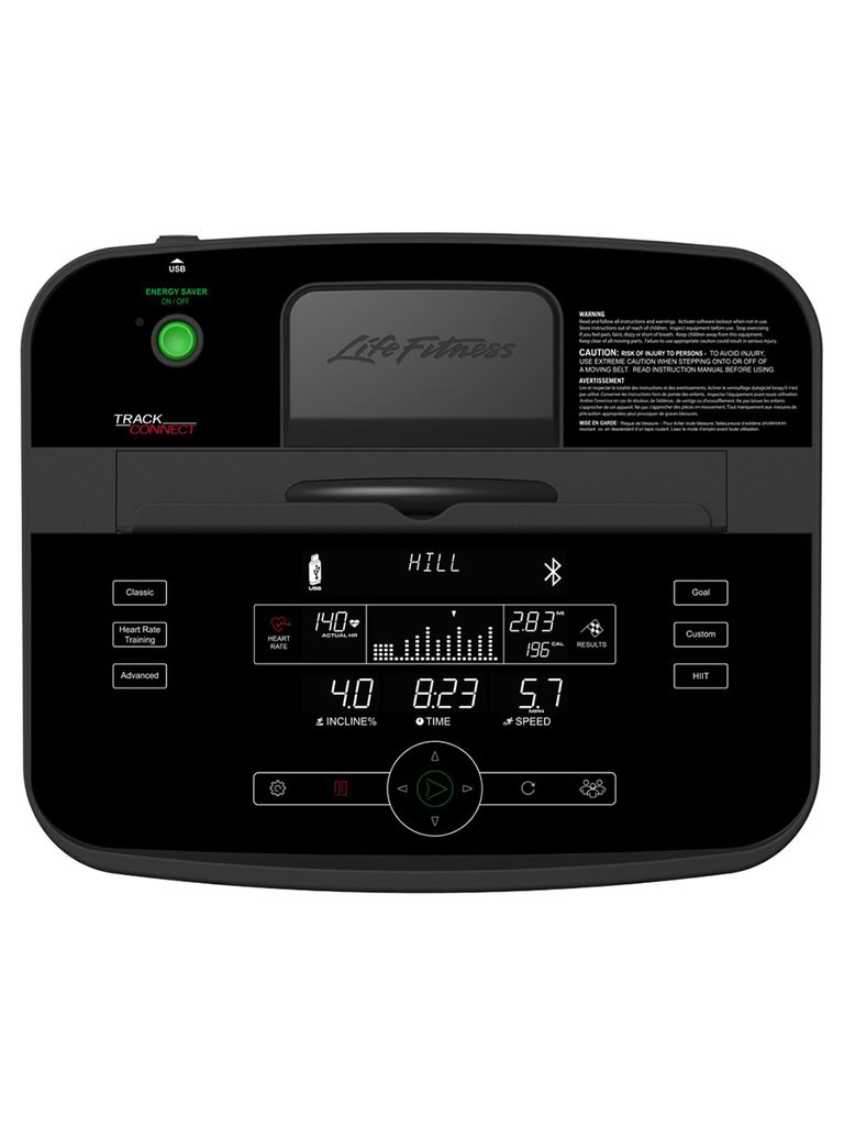 T3 Treadmill with Track Connect Console