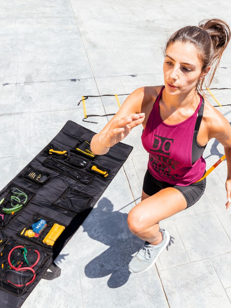 Indoor/Outdoor Full Portable Gym Kit