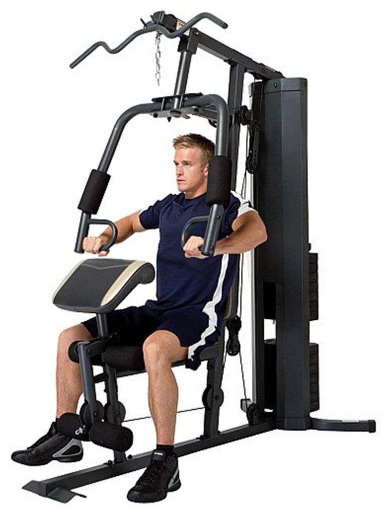 150-Pound Stack Gym and Shroud MWM980
