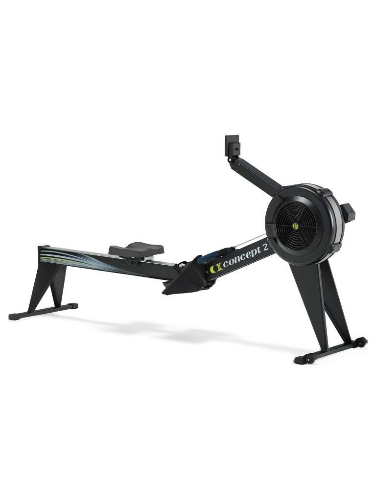 Indoor Rower Model E with PM5 Monitor   Black