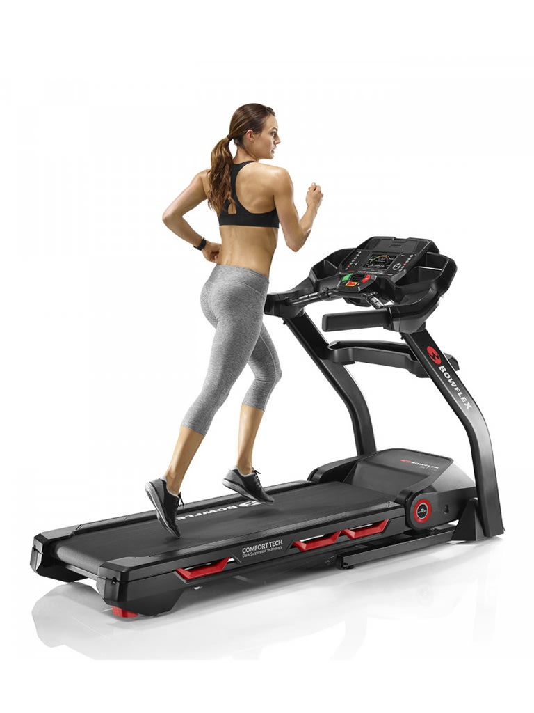 Treadmill Results Series BXT226