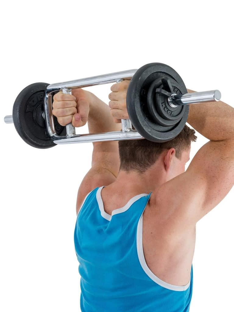 Olympic Triceps Weight Bar