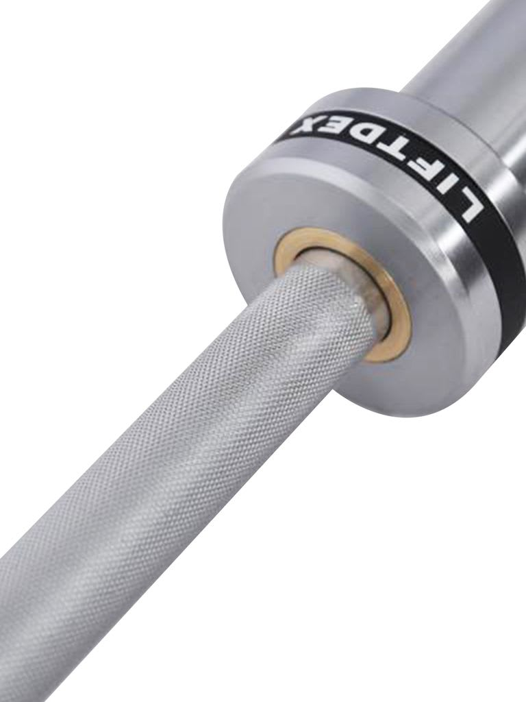 Olympic Chrome Barbell