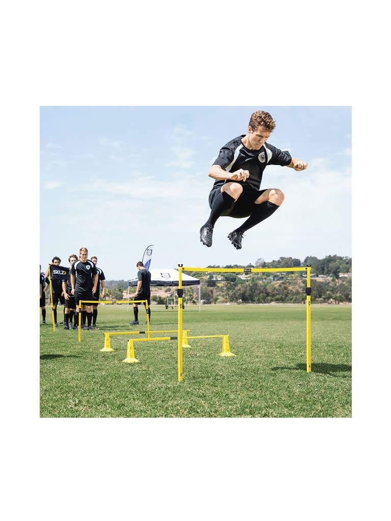 Pro Training Agility Bands - Set of 4 (No Retail Packaging)