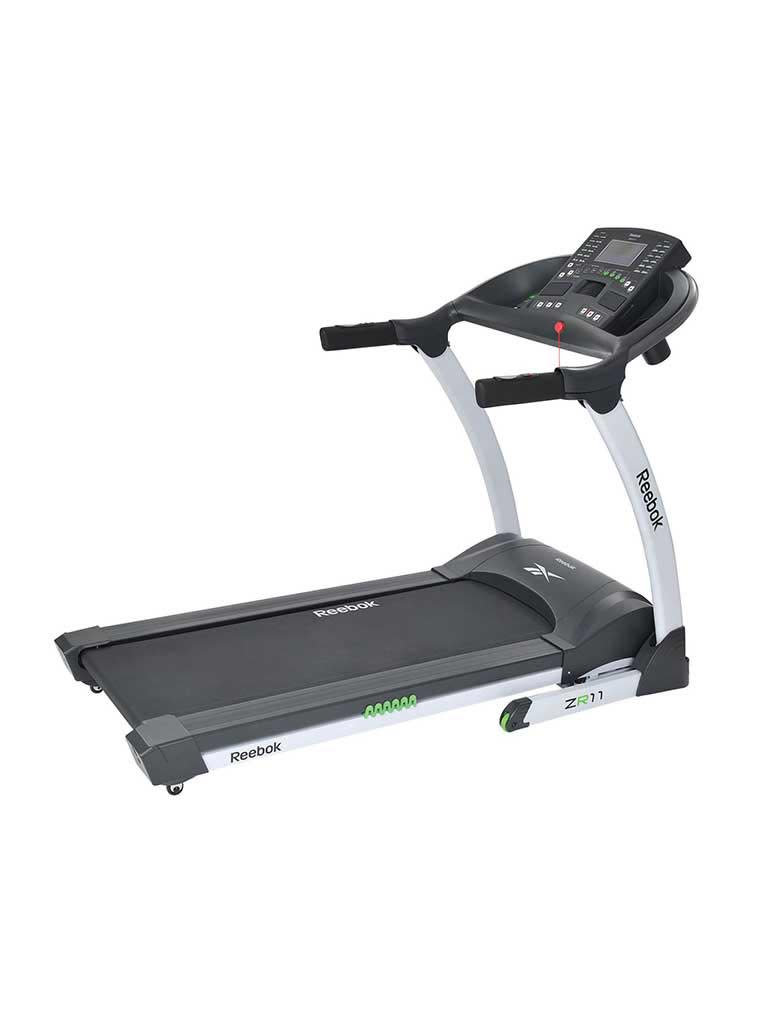 ZR11 Treadmill - White|Green
