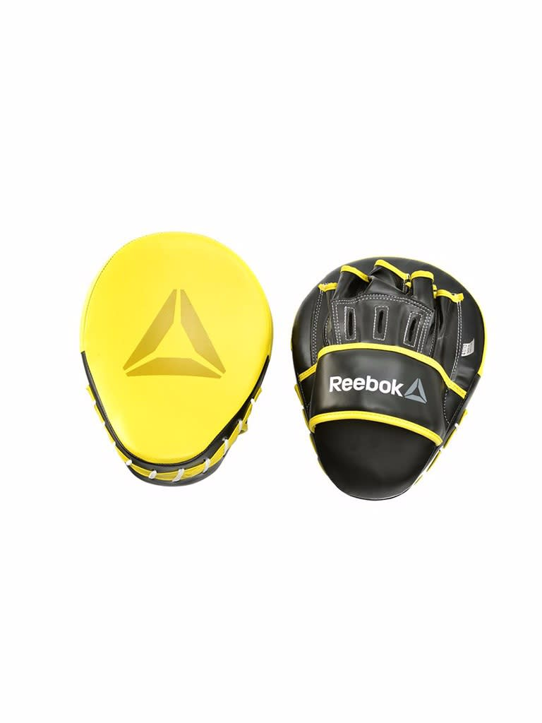 Hook And Jab Pads Yellow