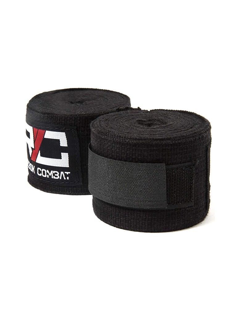 Combat Handwraps - 2M   Black
