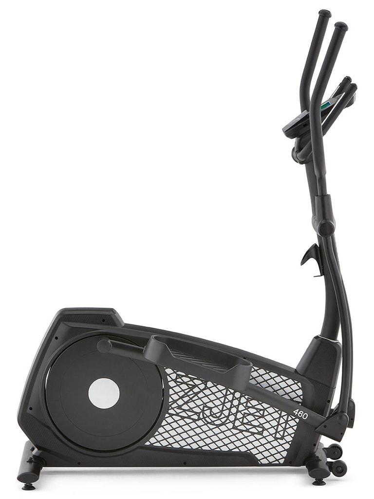 ZJET 460 Elliptical Cross Trainer - Silver | Bluetooth