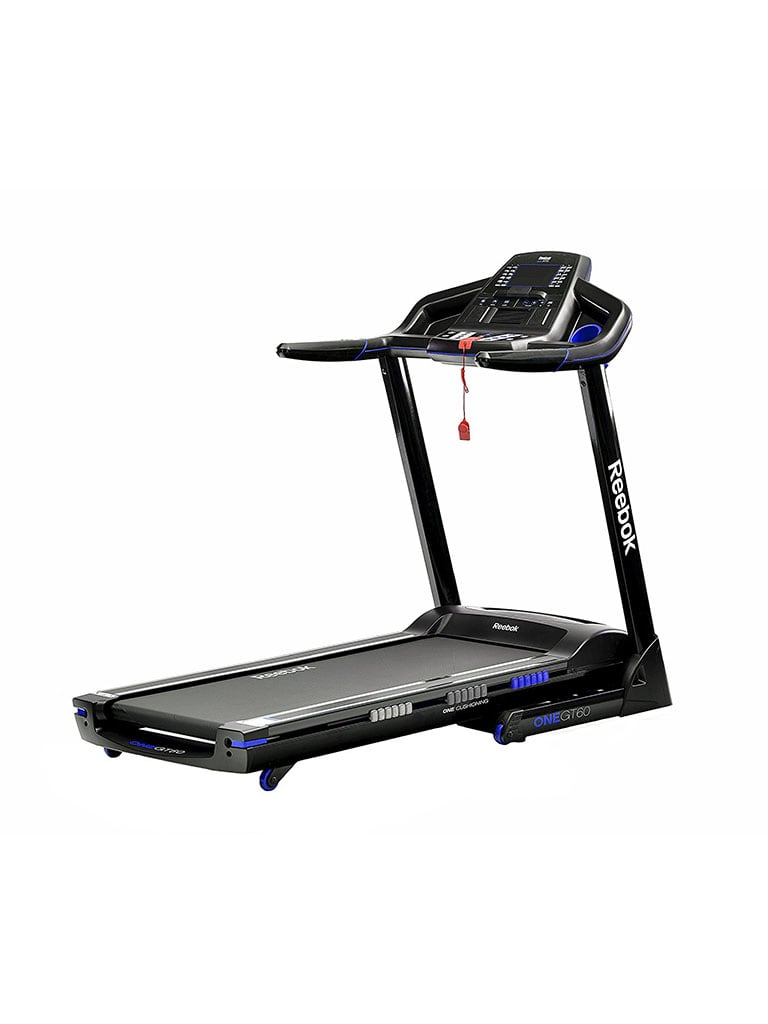 Treadmill GT60 One Series - Black Blue