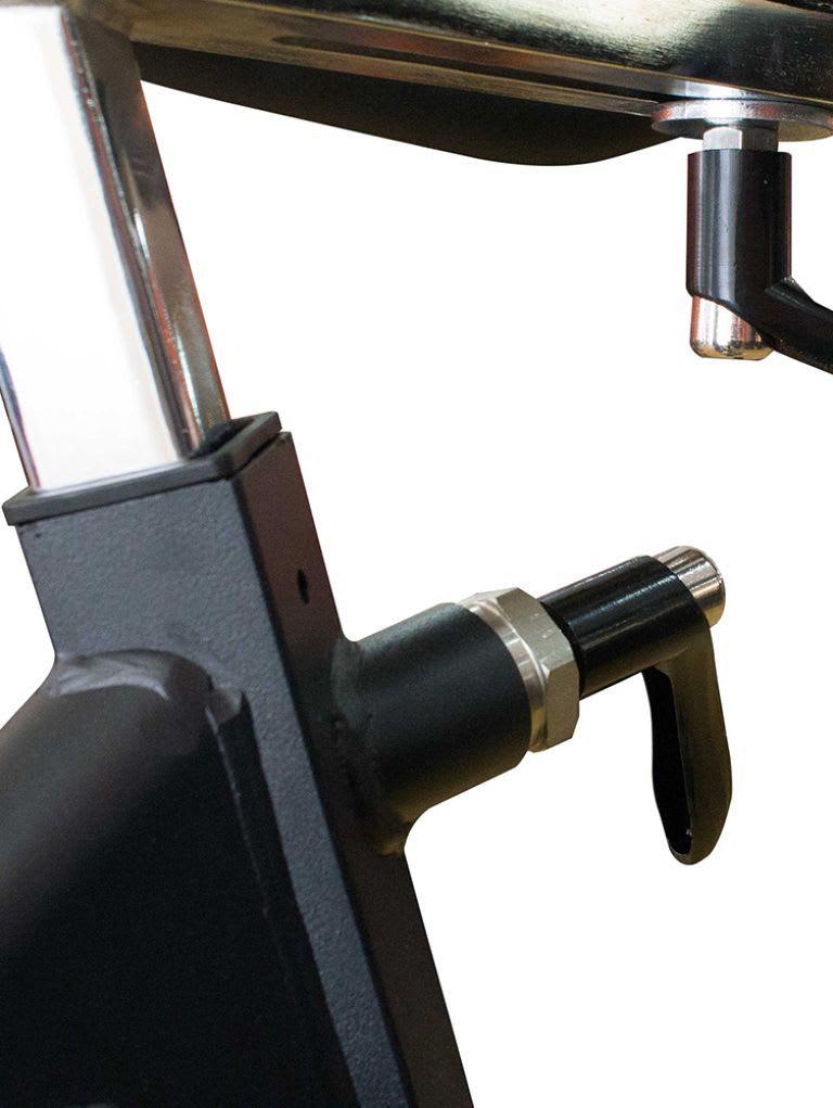 Skyline Spin Bike S20 with Schwinn Cadence Pro Console