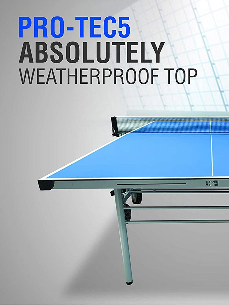 Cayman Outdoor Table Tennis Table