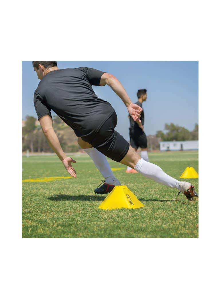 Pro Training Agility Cones - Set of 4