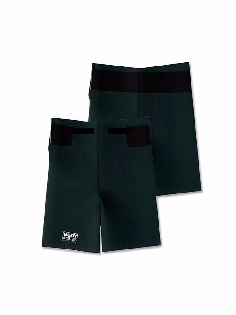 Slim Super Short Toner Black