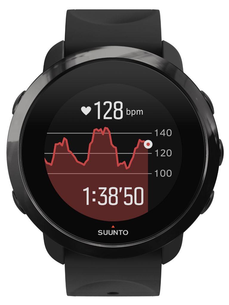 3 Fitness Digital Sports Watch