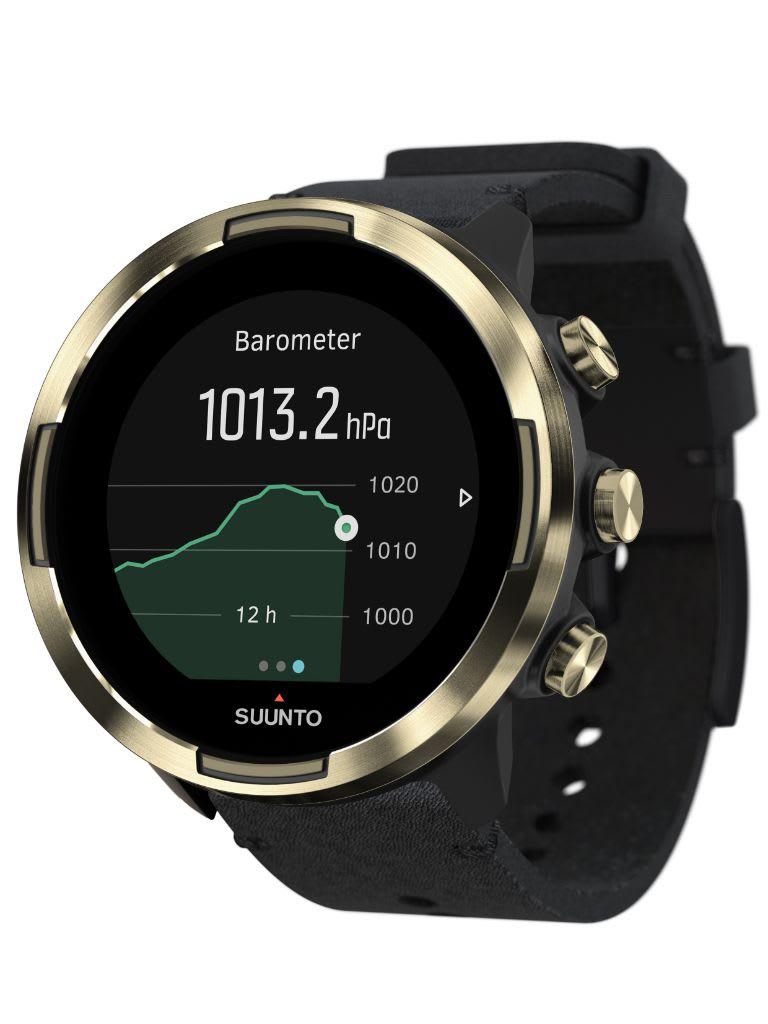 9 Baro Digital Sports Watch