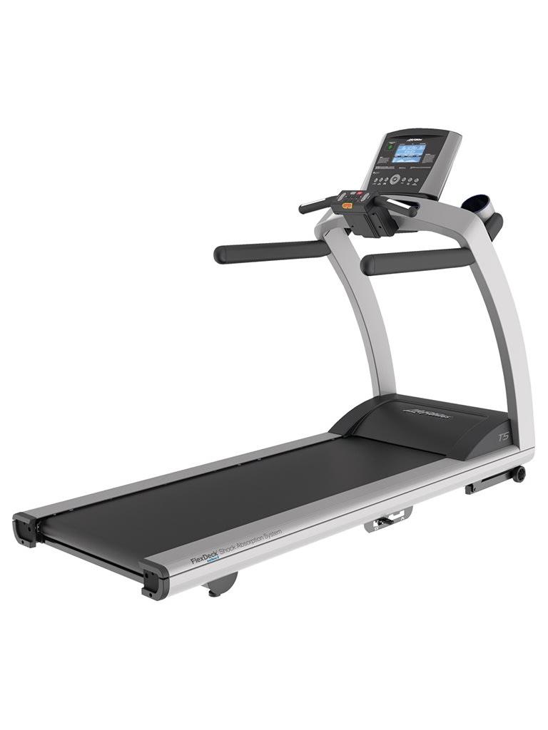 T5 Treadmill, Base+Go Console