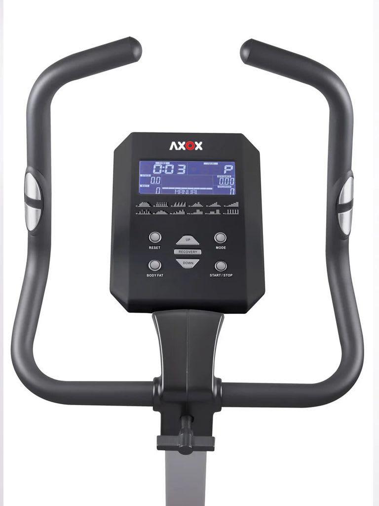 Stenght Master 1.7 HP Treadmill + Axox Smart Upright Bike B51