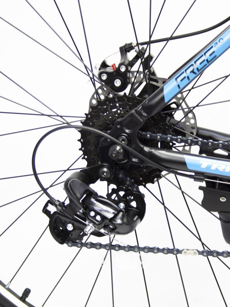 700C Free 2.0 Hybrid Bike