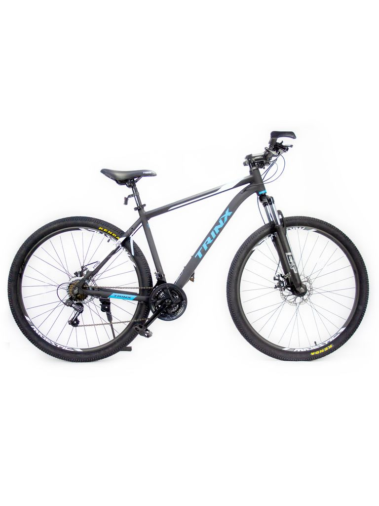 29 M116 Pro Bicycle Matt Black|Blue|White