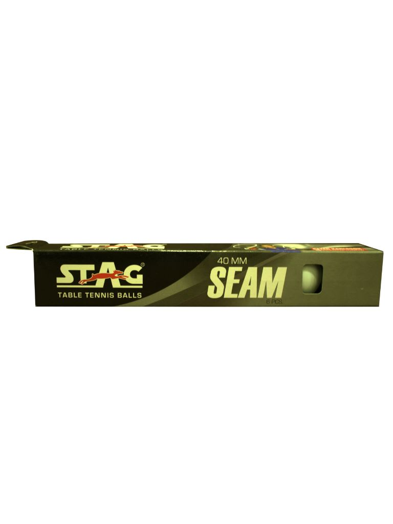 Table Tennis Ball Seam - Pack Of 6